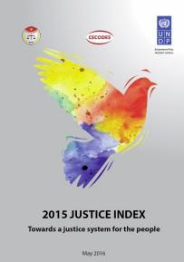 2015 Justice Index