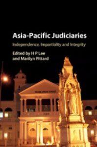 Asia – Pacific Judiciaries